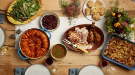 The Epicurious 2015 Thanksgiving Menu