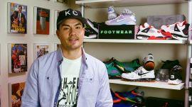 Inside the Sneaker Vault of Kansas City Royals' Jeremy Guthrie