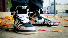 Futura & Atmos' Hommyo Hidefumi on the Art of Sneaker Collabs