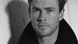 Go Behind the Scenes of Chris Hemsworth's Vanity Fair Cover Shoot