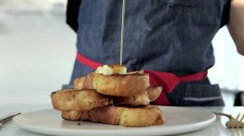 How to Make 3-Ingredient Ice Cream French Toast