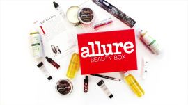 First Look Inside the December 2015 Allure Beauty Box