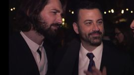 Is Jon Snow Still Alive? Jimmy Kimmel Investigates at the 2015 GQ Men of the Year Party