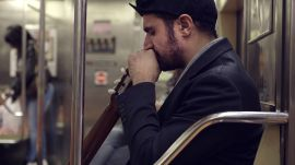 Music and Magic on the Shuttle Train