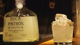 Artisanal Cocktails from the Art of Patrón Party, Chicago