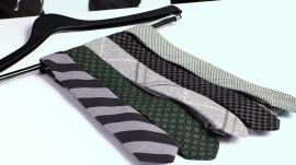 The 5 Wool Ties You Need Right Now