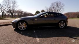 Ars test drives the Ferrari FF