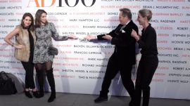 Look Inside the AD100 Party  at New York's Whitney Museum