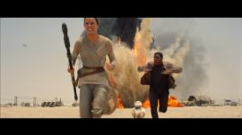 Star Wars: The Force Awakens   WIRED Movie Review