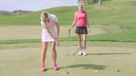 Kelly Rohrbach & Blair O'Neal on Putting Inside an Opponent