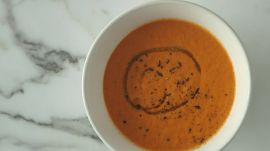 How to Make 3-Ingredient Tomato Soup