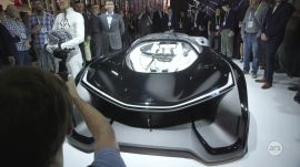 CES 2016: Ars talks design with Faraday Future