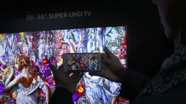 CES 2016 - 8K TVs Are Coming to Market, and Your Eyeballs Aren't Ready