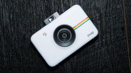CES 2016 - Polaroid's New Super-Cute, Super-Affordable Printing Camera