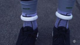 Ars reviews Sensoria Fitness smart socks and smart bra
