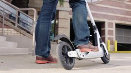 The Electric UScooter Is as Cool as a Push Scooter Can Be