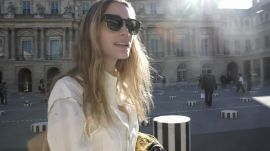 Sofia's Paris Fashion Week Diary Part One