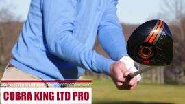 In Action: Cobra King LTD/Pro