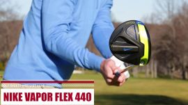 In Action: Nike Vapor Flex 440
