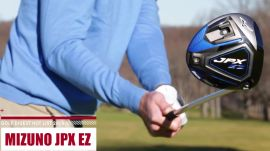 In Action: Mizuno JPX EZ