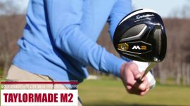 In Action: TaylorMade M2