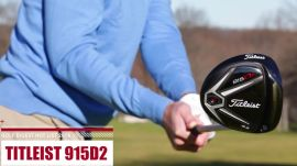 In Action: Titleist 915D2/D3