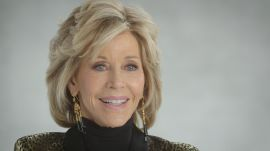 Jane Fonda on Skinny-Dipping with Michael Jackson