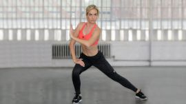 Four Stretches You Can Do to Prevent Injury with Paige Spiranac
