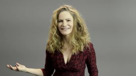 Jennifer Jason Leigh's Favorite Birthday Almost Gave Her a Heart Attack