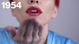 Popular Lip Trends Over the Last 100 Years
