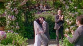 A Rustic Outdoor Wedding in California