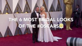 The Most Bridal Oscars Red Carpet Looks 2016