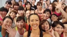 Michelle Wie: Fashion, Fitness and Tokyo
