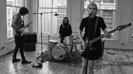 "SXSW Band Sunflower Bean Performs ""Easier Said"""