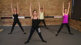 30-Minute HIIT Workout From The Barre Code