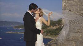 A Seaside Destination Wedding in Portovenere, Italy