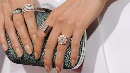 Our Favorite Celebrity Engagement Rings