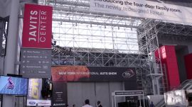 Walking the 2016 NY Auto Show