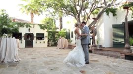 An Elegant Outdoor Wedding in San Juan Capistrano, California