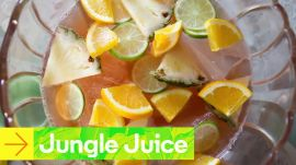 How to Make Jungle Juice That Isn't Disgusting