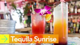 How to Make a Better Tequila Sunrise