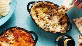 How to Make Cheesy Baked Dips Without a Recipe