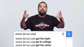 Ice Cube Answers The Web's Most Searched Questions