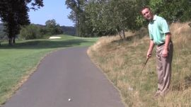 How To Drop Off A Cart Path