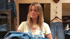 How to Shop for Vintage Denim Like Model Camille Rowe