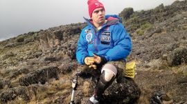 How a Disabled Veteran Conquered Kilimanjaro