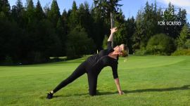 Yoga For Golfers: Three Planes Of Motion