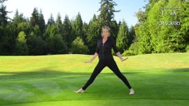 Yoga For Golfers: Increasing Stability and Power in Your Swing