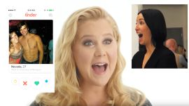 Tinder Takeover with Amy Schumer