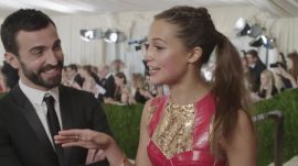 Alicia Vikander on Her Oscar Win and Her First Vogue Cover at Met Gala 2016